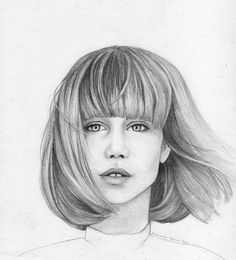 Grace Vanderwaal. Drawing. Francisco Licari 2016