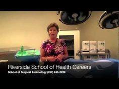 Meet Mrs Barley, Surg Tech Instructor @ Riverside School of Health Careers.. awww I MISS BARLEY