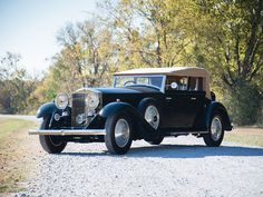 1933 Rolls-Royce Phantom II All-Weather Tourer by Hooper | Arizona 2017 | RM Sotheby's