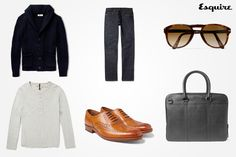 TOUCH this image: Autumnal Style by EsquireUK