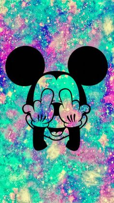 Lock Screen Wallpapers - Grunge Mickey Mouse Galaxy Wallpaper - Wallpaper World Cartoon Wallpaper, Wallpaper Do Mickey Mouse, Arte Do Mickey Mouse, Tree Wallpaper Iphone, Lock Screen Wallpaper Iphone, Hipster Wallpaper, Disney Phone Wallpaper, Cute Wallpaper For Phone, Locked Wallpaper