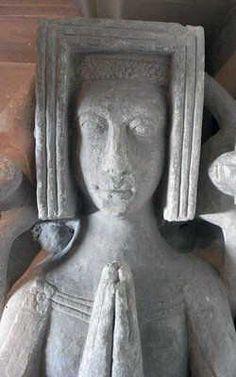 Elizabeth Plantagenet wife of Humphrey de Bohun, 22nd maternal GGM