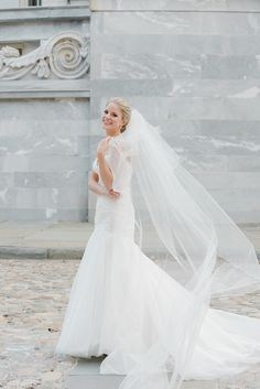 When the Bride is fashion blogger bride Kendall Johnson of Styled Snapshots, it's no surprise that her wedding is stylish, glam and full of wow moments. From the beautiful Minted invitation suite and pretty Donna Morgan bridesmaids' dresses to the pretty BHLDN reception décor, this gorgeous autumn wedding will convince you to have a fall […]