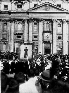 Fotos de la canonización de Don Bosco