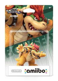 Boxshot: Bowser amiibo Figure by Nintendo
