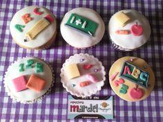 Cupcakes para el maestro