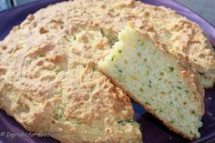 Australian Cheese, Garlic And Chive Damper Great Australian Damper Recipe. Damper is traditionally a simple Australian unleavened bread baked in the hot coals of a campfire. Oven Recipes, Cheese Recipes, Cooking Recipes, Cheese Food, Bread Recipes, Savoury Recipes, Cat Recipes, Savoury Dishes, Aussie Food
