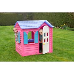 Artwork of Little Tikes Playhouse Product Selections for Outdoor