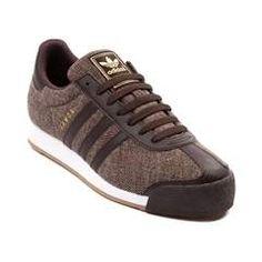 Mens adidas Samoa Textile Athletic Shoe Adidas Men cb4806f821