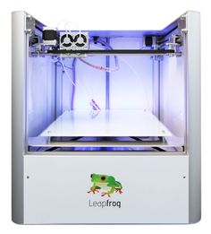 Leapfrog Creatr 3D printer #3dprinter #3dtiskarna