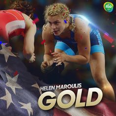 "NBC Olympics on Twitter: ""Helen Maroulis has just won the first Gold Medal in…"