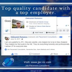 Alex Romanov, Top quality candidate employed with a top employer. Web Company, Wall Of Fame, Very Grateful, Help Me, Ads, Messages, Text Posts, Text Conversations