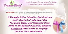 A Unique 5 Step System to Beating Infertility and Getting Pregnant the Natural Way