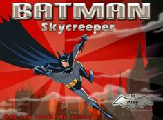 The Joker has trapped Batman between two skyscrapers. He is throwing all kinds of construction material on the head of the Dark Knight. Use the falling concrete blocks and metal beams to climb to the top of buildings. Batman Games For Kids, Online Games For Kids, Play Online, Batman Batarang, Challenge Games, Joker, Best Salon, Free Chat, Doraemon