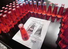Campari Soda bottles 1932
