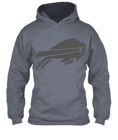 Buffalo Bills Hoodie - Custom Laser Engraved - Pick Your Team and Size #Augusta #BuffaloBills