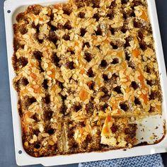 ESSEN & TRINKEN - Butterkuchen mit Mohn Rezept