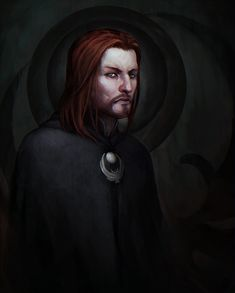 Skyrim: Brynjolf by Cornis.deviantart.com on @DeviantArt