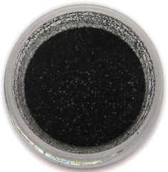 True Black Decorating Disco Dust from Bakell (5 Grams)