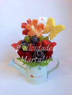 Felicidades a todas nuestras Martas por su día! #ramosdefrutas #SantaMarta