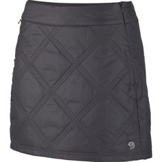 insulated hiking skirt great with winter leggings...because you would totally wear a SKIRT to go HIKING....duh