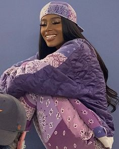 Pretty Black Girls, Black Is Beautiful, 2000s Fashion, Look Fashion, Black Girl Fashion, Hip Hop Fashion, Mode Old School, 00s Mode, Mode Outfits