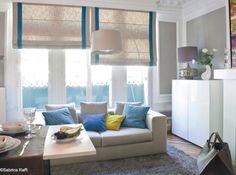 Décoration et Aménagement intérieur pour petits éspaces | Petitsalon grisbleu