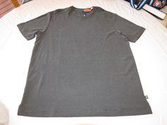 Men's Tommy Bahama v neck shirt medium M NEW Pebble Shore T210955 023 black #TommyBahama #vneckshirt