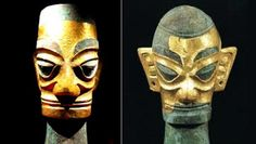 Amid the once-tranquil village of Sanxingdui, in a quiet part of Sichuan province in China, a remarkable discovery took place which immediately attracted international attention and has since rewritte