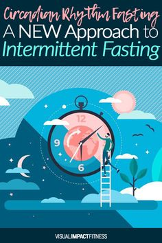 Many people have heard of intermittent fasting, but few know what it is. Intermittent fasting is an eating pattern where you cycle between periods of eating and periods without food. This post will discuss the most common version which alternates daily between 16 hours of not eating (fasting) and 8 hours of normal caloric intake. It will also cover some specifics about circadian rhythm fasting including how to start doing it, how long to fast for optimal results... Weight Loss Tips, How To Lose Weight Fast, 8 Hours, Intermittent Fasting, Exercise, How To Plan, News, Cover, People