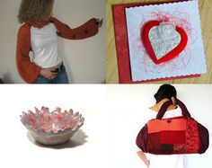 July in Red!!! by Sissy Atsidakou on Etsy--Pinned+with+TreasuryPin.com