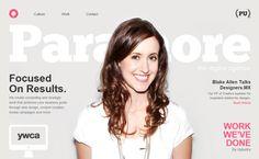 15 Websites With Creative Drop Down Menu Designs