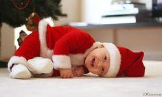 Santa Baby ... Сентя Клаус by Ekaterina Zhigalskaya, via 500px