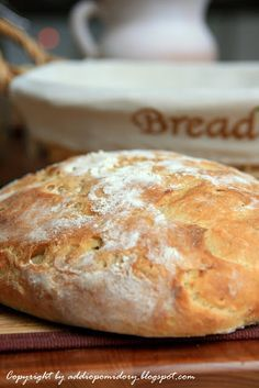 Easy Cooking, Cooking Recipes, Good Food, Yummy Food, Bread Cake, Dinner Rolls, Bread Baking, Bread Recipes, Sweet Recipes