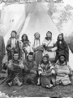 Crow group - circa 1870 Visit us. buckweed.org. Pinned by indus® in honor of the indigenous people of North America who have influenced our indigenous medicine and spirituality by virtue of their being a member of a tribe from the Western Region through the Plains including the beginning of time until tomorrow.
