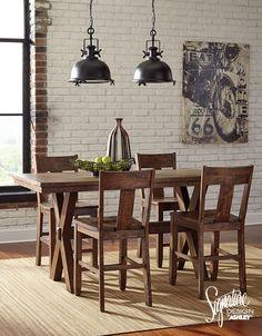 Walnord Dining Room Set