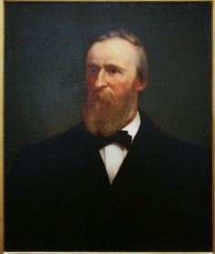 Rutherford B. Hayes,19th President of the United States of America, March 4, 1877-March 3, 188