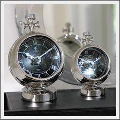Seaside Inspired | nautical mantel clock from SeasideInspired.com. Become inspired with nautical mantel clock from Seaside Inspired.