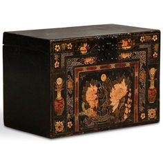Antique Chinese Opera Chest #OrientalChest