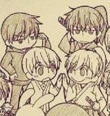 Sekai Ichi Hatsukoi (Takano x Onodera) meets Hybrid Child (Kuroda x Tsukishima)-so cute
