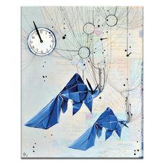 Fishing For Time by Olena Kosenko | Artist Lane