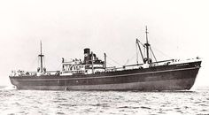 St Helena SS was a British Cargo Steamer built in 1936 and of 4,313 tons. She was owned by B & S SHIPPING CO LTD. ST QUENTIN SHIPPING CO LTD. On the 12th April 1941 when on route from MONTEVIDEO & BAHIA for HULL carrying a cargo of grain and general inc 7600 tons canned meat, cotton, rice, wt hides she was torpedoed by U-124 and sunk. Crew of 38 all saved.