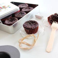 Découvrez la recette Fondant chocolat (sans farine, sans beurre et sans sucre) sur cuisineactuelle.fr.