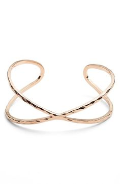 gorjana+'Elea'+Cuff+available+at+#Nordstrom