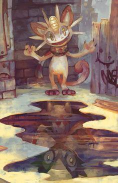 Little Kitty by purplekecleon on deviantART