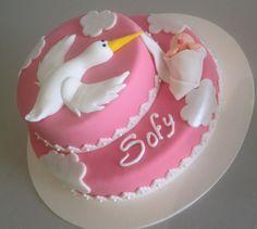 #Babyshower #redvelvet #DF #fondant En Facebook alpanpanmx  Exquisitos pasteles !