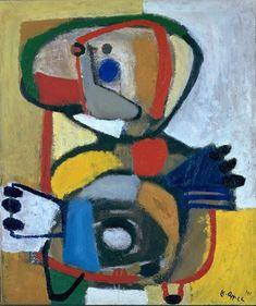 Karel Appel | Kind IV, 1951