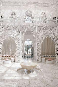 I don't like truth, ...EASTERN design office - alixanasworld: Royal Mansour - Marrakesh,...