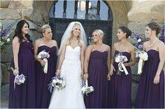 Hochzeit in lila / Hochzeit Violett   eine Einheit von Mystik und Magie