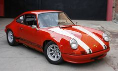 72 str inspired 911 - Magnus Walker